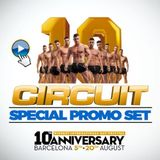 CIRCUIT 10 mixed by Tom Stephan
