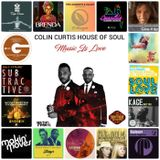 COLIN CURTIS PRESENTS THE HOUSE OF SOUL SHOW 25TH AUGUST 2017