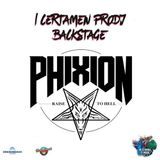 Concurso DJ Backstage 2016 PhixioN