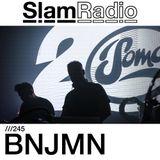 #SlamRadio - 245 - BNJMN