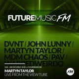 A futuremusic FM Social: Martyn Taylor - 26.08.2017