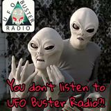 UBR- UFO Report 66: California UFO Military Base Madness and Current Ridiculous UFOs