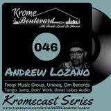 ANDREW LOZANO - 046 - KROMECAST