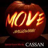 Cassan Presents ::: MOTION DEEP MOVE Halloween Edition [OCT.28] LOT45 BK,NY