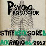 Stiff Neck, Sore Back Radio 06/2017