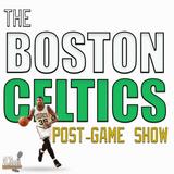 Celtics vs Suns - Post Game Show 1-9-13