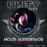 UNITY RADIO Episode #43 Noize Suppressor (23-02-2017)