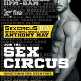 SEXCIRCUS - ANTHONY MAY