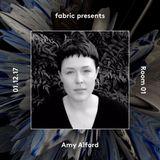 Amy Alford x fabric Presents Promo Mix