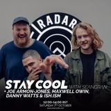 Stay Cool #008 w/ Joe Armon-Jones, Maxwell Owin, Danny Watts & ish.ism (7th October 2017)