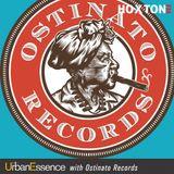 The Urban Essence Show (w/ Ostinato Records) - Hoxton FM - 5 September 2017