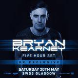 Bryan Kearney 5 Hour Set LIVE @ Colours SWG3 Glasgow May 2017