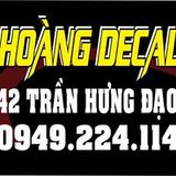 Hoang Decal