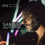 Sabo - Mayan Warrior - Ondalinda x Careyes - 2016