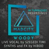 MadCity in Turquoise by Woody