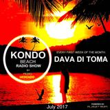 Kondo Beach July17 by Dava Di Toma