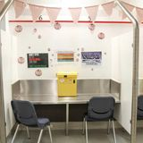 Inside Sydney's safe injection clinic