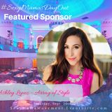 Sponsor Spotlight: Ashley Lopez with Array of Style