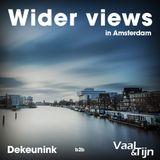 Vaal & Tijn B2B Dekeunink - Wider Views in Amsterdam (DJ-Set)