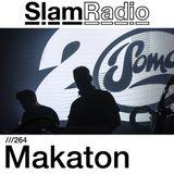 #SlamRadio - 264 - Makaton (live)