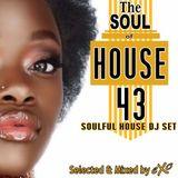 The Soul of House vol. 43 (Soulful House Dj Set)