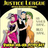 JLI Podcast #16 - Justice League International #16 (Aug 1988)