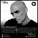 Pino Cult Black Therapy EP111 on Radio WebPhre.com