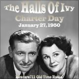 The Halls Of Ivy - Charter Day  (01-27-50)