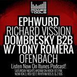Episode 12-9-17 Ft: Richard Vission, Ephwurd, Dombresky & Tony Romera, & Ofenbach