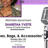 Sharetha Yvette - Founder, Yvette Shoetique LLC