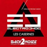 Salvat Live @ ElectroChoc 2018, Moudon, Switzerland (27.01.2018) - Back2Noize Radio