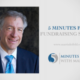 Five Minutes for Fundraising 042 - Who Should You Solicit First?
