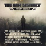 THE RAW DISTRICT - Vision of Disorder - warmup Recon