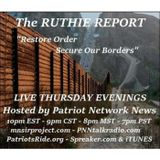 New and Old Legislation, DACA Apps and Mindboggling C/I Tonight on The Ruthie Report