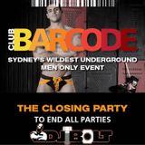 CLUB BarCode - Mardi Gras edition