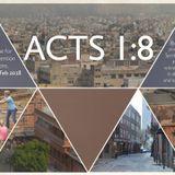 ACTS 1:8 - Boston