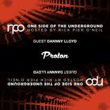 Danny Lloyd At One Side Of The Underground [PROTO RADIO]