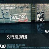 Superlover Live @ Watergate 2016 - 01 - 20