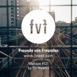 FvF Mixtape #121: Go Hiyama