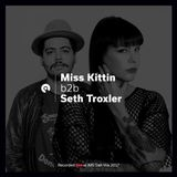 Seth Troxler B2b Miss Kittin - IMS 2017 (BE-AT.TV)