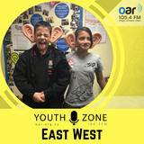 East West on Youth Zone - 13-02-2018