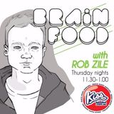 Brain Food with Rob Zile/KissFM/16-02-17/#1 PHIL K (GUEST MIX)