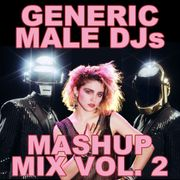 Generic Male DJs - 80s New Wave and Alternative Music - Generic Male