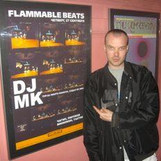 DJ MK - HIP HOP & BREAKS MIX (ALL VINYL)