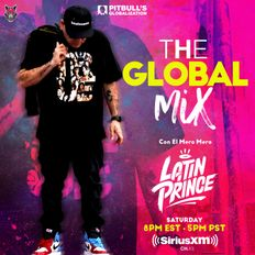 "DJ LATIN PRINCE ""The Global Mix"" With Your Host: Astra On The Air ""Globalization"" (12/28/2019)"