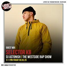 Selector KB - Westside Radio Rap Show Guest Mix (2) | (Live radio Rip) | @_SelectorKB