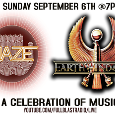 Maze feat Frankie Beverly and Earth, Wind and Fire (A Celebration of Music)