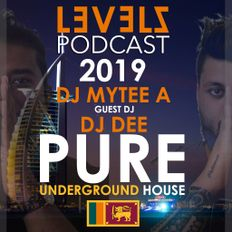 Levels Podcast Episode 1 - DJ Mytee A & DJ Dee