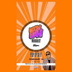 Moombah Miercoles! Pop Up Set! - Alex Dynamix