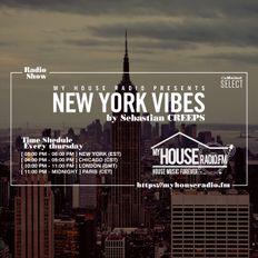 Sebastian Creeps aka Gil G - New York Vibes Radio Show EP128